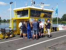 Maasveren en FNV akkoord over fors betere cao schippers: einde acties in zicht
