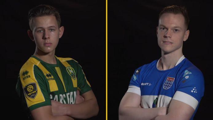 PEC Zwolle moest na het verlies tegen FC Emmen van ADO Den Haag winnen om nog kans te maken op de play-offs, maar verloor flink en is nu uitgeschakeld.