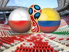 Polen - Colombia onder hoogspanning: verliezer vrijwel zeker uitgeschakeld