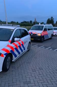 Inbrekerstrio zit nog vast na vlucht door Schoonrewoerd