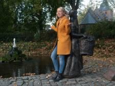 Lesley Albers: 'Fontein doet het half'
