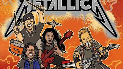 Metallica brengt kinderboek uit