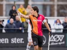 Mannen Oranje-Rood doen goede zaken in strijd om play-offs