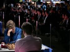 'De schaakliefhebber juicht van binnen.' Vijfde ronde Tata Steel Schaaktoernooi in Philips Stadion in Eindhoven