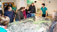 Infopunt Oosterweel bestaat één jaar: bewoners maken kennis met 'stille bermen' en fietsnetwerk