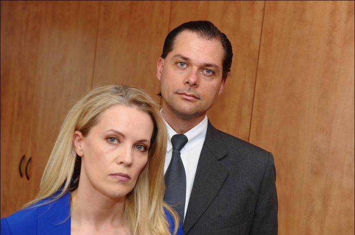 Daisy Van Cauwenbergh en haar man Huub Fijen wonen intussen in de VS.