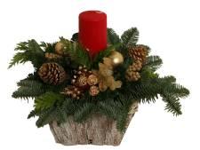Kringloper houdt kerstmarkt op dag van intocht: 'Sinterklaas en Kerstmis kunnen heel goed samen'