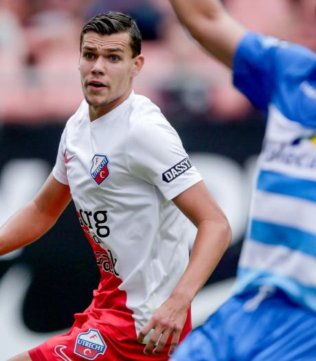'Kerel' Hoogma gelouterd terug uit Duitsland bij FC Utrecht
