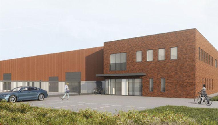 Het nieuwe gebouw van de technische dienst komt in de Achterstraat. Volgens h-EERLIJK ZOERSEL is dat om problemen vragen omdat het drassig gebied is.