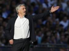 Les premiers mots de Mourinho à Tottenham