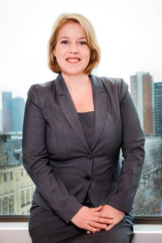 Hilton-directeur Karin van den Berg: North Sea Jazz is goed voor de hotelbranche.