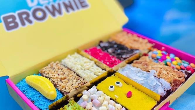 Brownies in de brievenbus: Dear Brownie levert nu ook in België