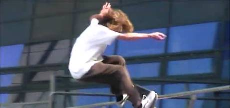 Ziek! Ollies en kickflips in Arnhems eerste echte skatevideo