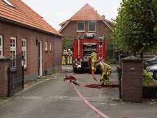 Klein brandje door defect apparaat in woning Doetinchem
