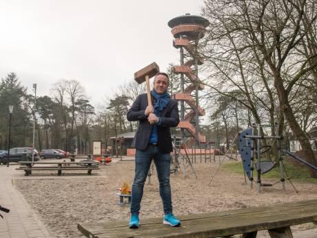 Gedupeerde ondernemer eist excuses van gemeente Nunspeet: 'Ik blijf rest van m'n leven betalen voor schade'