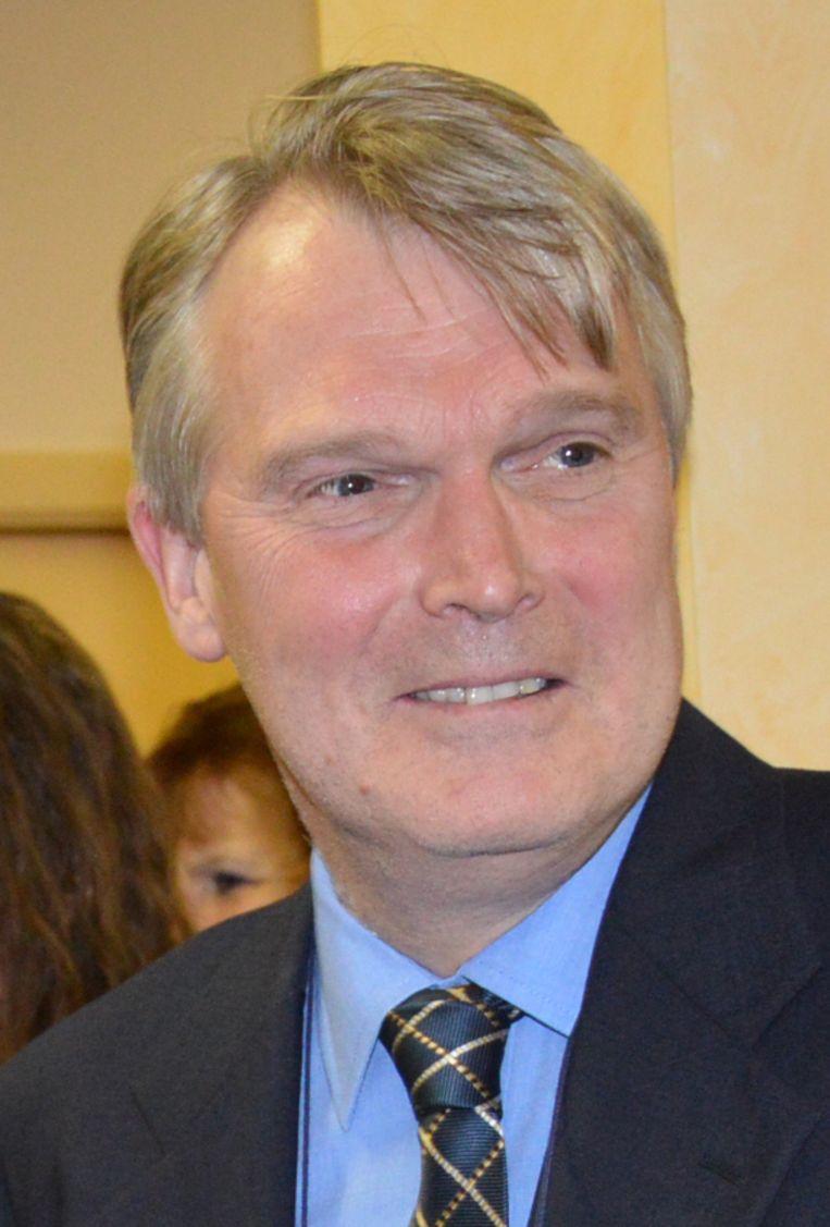Oud-gemeenteraadslid Guy Van Dalem (Open Vld).