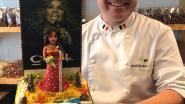 Gloria Gaynor krijgt eetbare versie van zichzelf tijdens concert in Kursaal