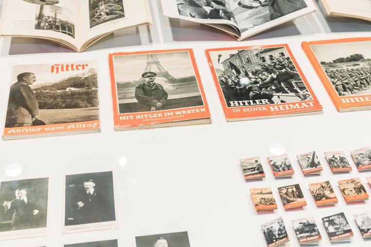 Uit de tentoonstelling 'Design van het Derde Rijk'. Beeld Rebecca Fertinel