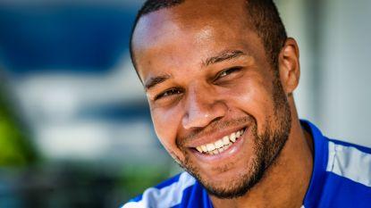 """Zijn carrière afsluiten bij AA Gent, daar zegt Odjidja geen neen tegen: """"Interesse van Anderlecht? Ik heb daar niks te zoeken"""""""