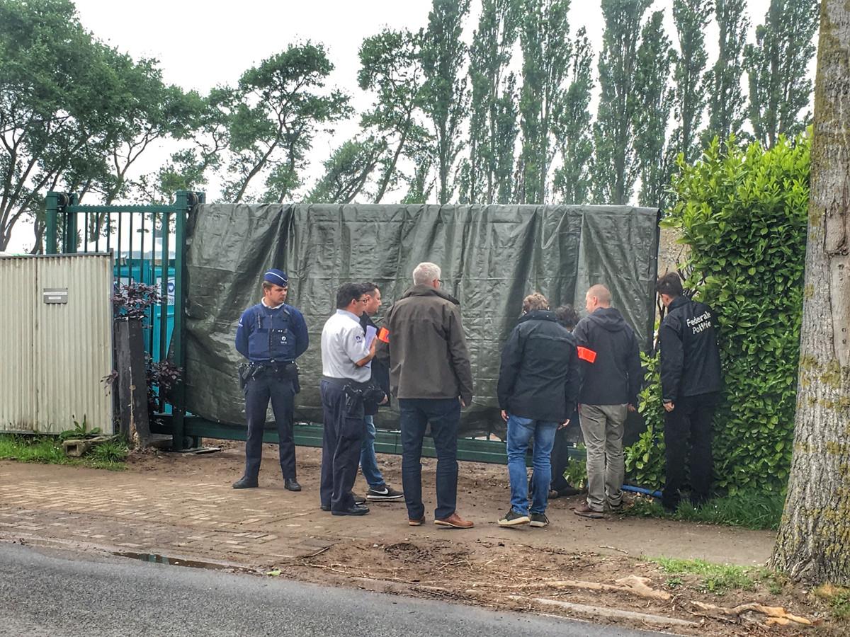 De vader bracht zijn twee kinderen om het leven en pleegde daarna zelfmoord in Knokke, zo wordt verondersteld.
