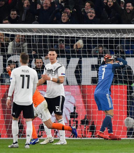 Duitsland voor loting EK-kwalificatie mogelijk niet bij geplaatste landen