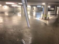 Vernielingen in parkeergarage Zeewolde wekken ergernis bij burgemeester