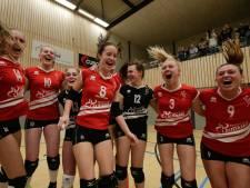 Volleybalster Tess Bekkering uit Geldrop geniet ondanks bekerverlies