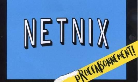 Netnix: de situatie waarin werkloze jongeren zich bevinden.