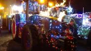 Tweede verlichte tractorparade in aantocht