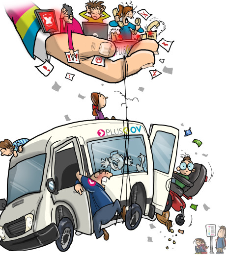 Zutphen weigert op te draaien voor extra kosten PlusOV