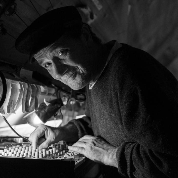 Laurens van Vugt, de man achter poppentheater Muzipo