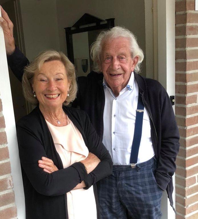 Tjeu Hendriks en Lia Hendriks-Ariën uit Kaatsheuvel
