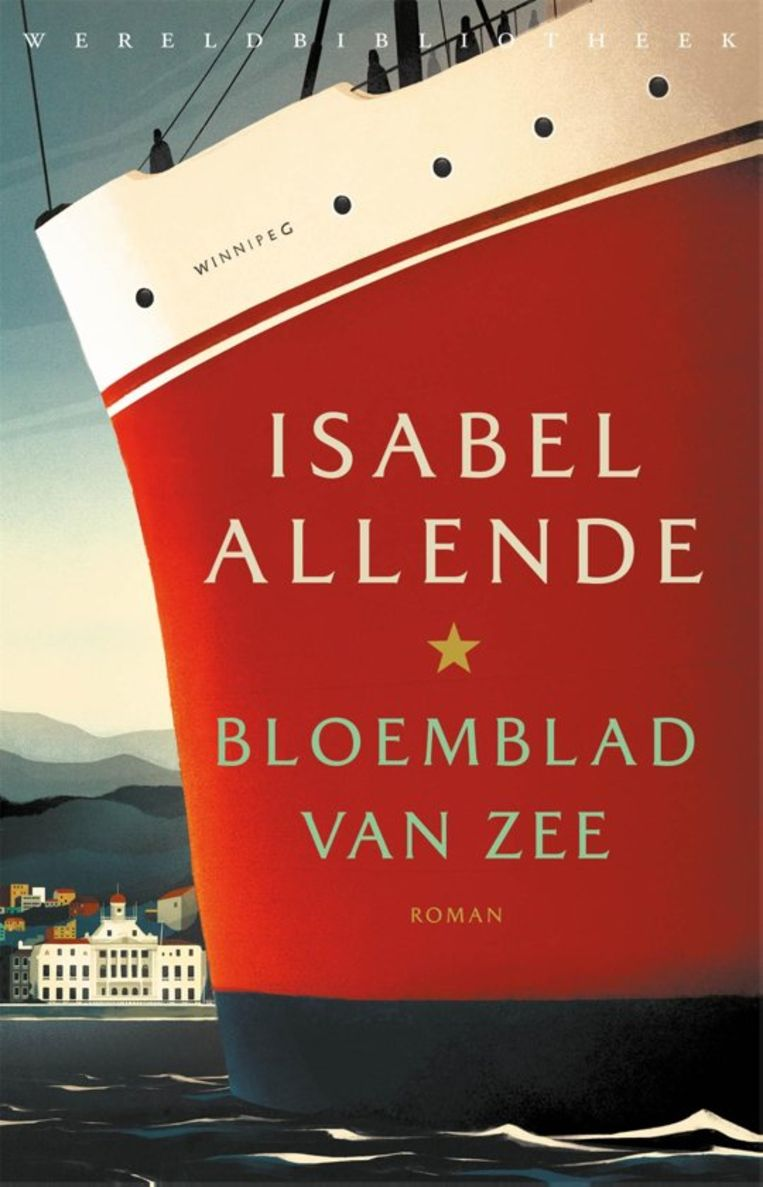 Isabel Allende Beeld rv