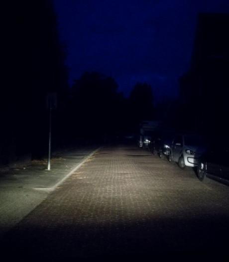 Oldenzaal ruim een uur in het donker door stroomstoring