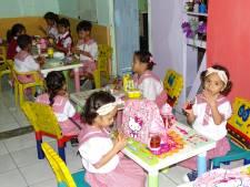Magische grens in zicht voor kinderdagverblijf op Ambon