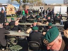 Oud-commando's vieren 75-jarig jubileum elitekorps in Roosendaal