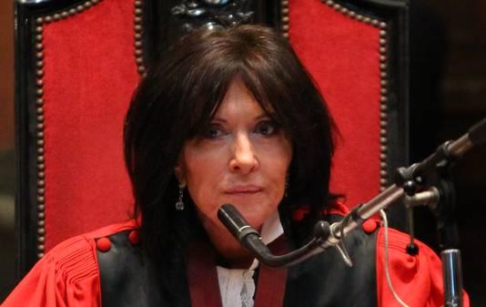 Karin Gérard in 2011.