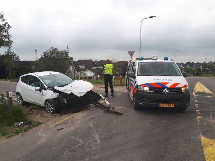 Wethouder Harry van Waveren zette na de ongelukken een versnelde procedure in gang. ,,Dat er de afgelopen tijd meerdere ongelukken plaatsvonden, betreur ik zeer'', aldus Van Waveren.