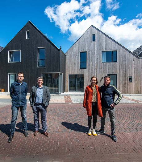 De toegangspoort van Zoutelande. Is pLein 40 Lodges het mooiste gebouw van Zeeland?