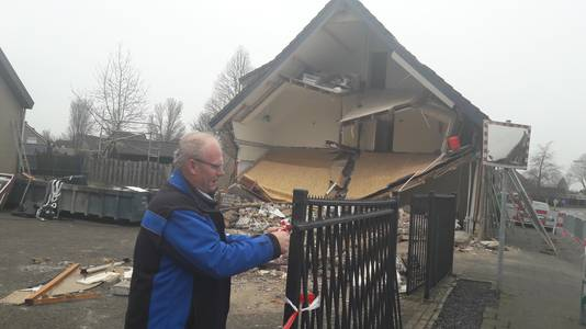 Theo Verhoeven: 'Dit huis is total loss'