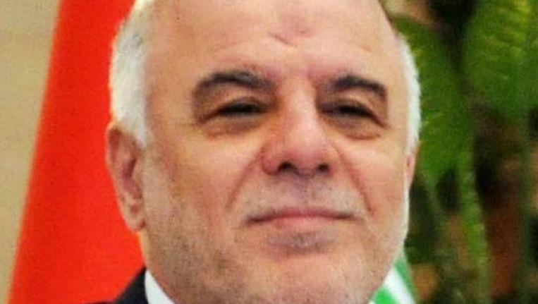 Haider al-Abadi Beeld Foto EPA