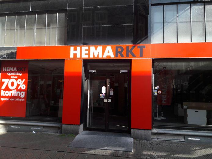 Outlet Hema Opent Gauw In Oude Pand Blokker Aan Lange Bisschopstraat Deventer Destentor Nl