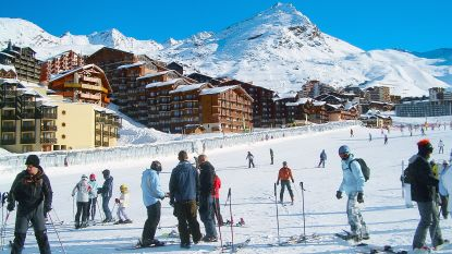 Uitbraak van mazelen in skidorp Val Thorens