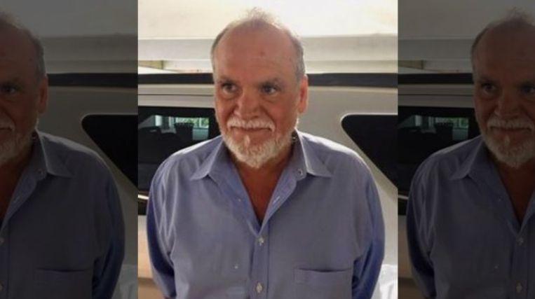 Na bijna 40 jaar wist de politie Stephen Michael Paris eindelijk opnieuw te klissen.