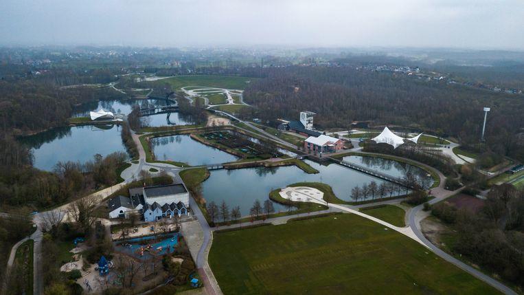 Provinciaal recreatiedomein De Schorre in Boom (provincie Antwerpen)