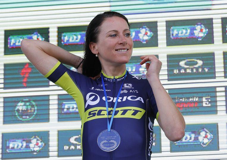 Van Vleuten won vorig jaar op de Izoard.