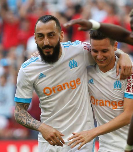 Marseille boekt makkelijke zege op Lille