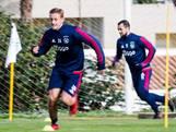 B-elftal Ajax blijft steken op gelijkspel tegen Duisburg