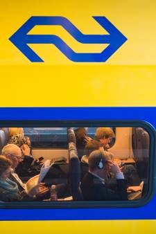 De vrouw tegenover me in de trein zei in haar mobieltje: 'Ik kan niet, want ik zit in een burn-out'