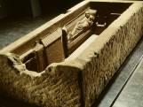Publiek welkom bij unieke restauratie sarcofaag in Leiden